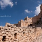 Acrocorinth ancient castle