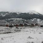 Arachova village - Livadi
