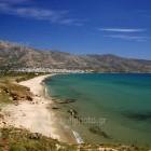 Παραλία στη Κάρυστο, Νότια Εύβοια