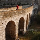 methoni-castle-bridge