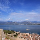 Nayplio - view from Palamidi castle
