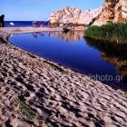 Pelion Paltsi beach