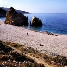 Pelion Potistika beach