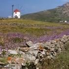 Tinos island Windmill