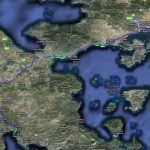 διαδρομή-Αθήνα-Ναύπλιο