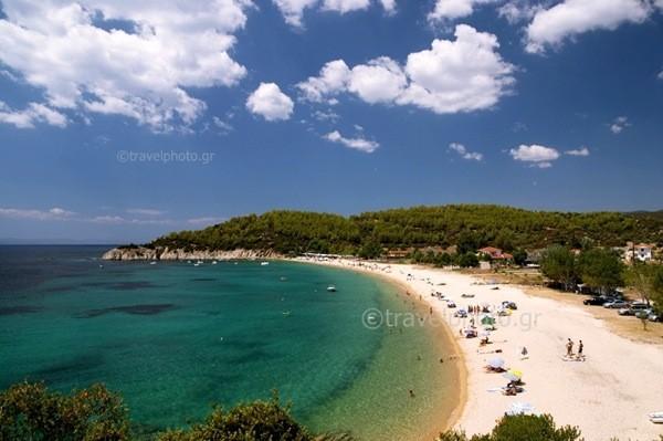Χαλκιδική-Παραλία-Chalkidiki-beach-Sithonia