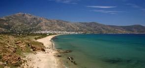 παραλία στη Κάρυστο / Karistos beach