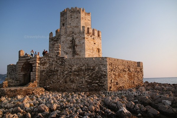 Methoni, Bourtzi tower
