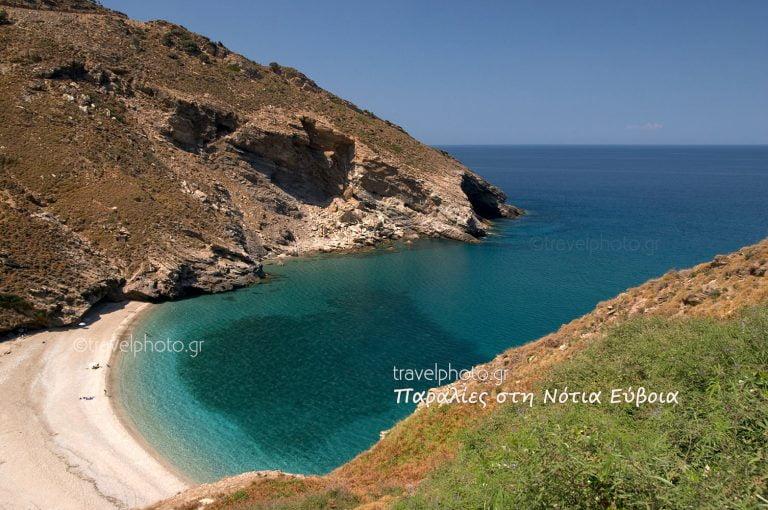 South Evia beaches