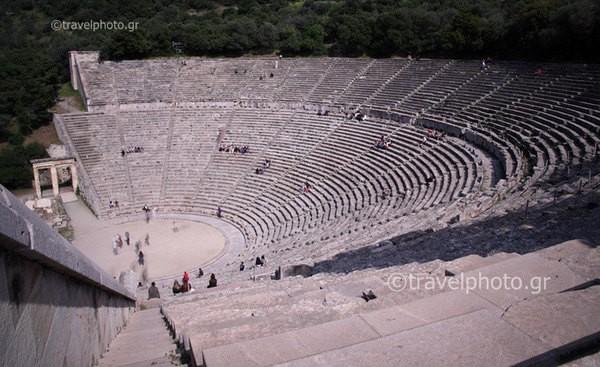 Ancient Epidavros theater