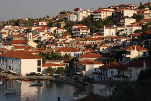 Koroni in Messinia prefecture