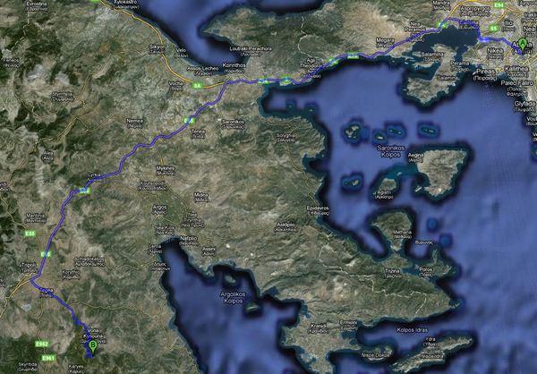 athina agios petros kinourias