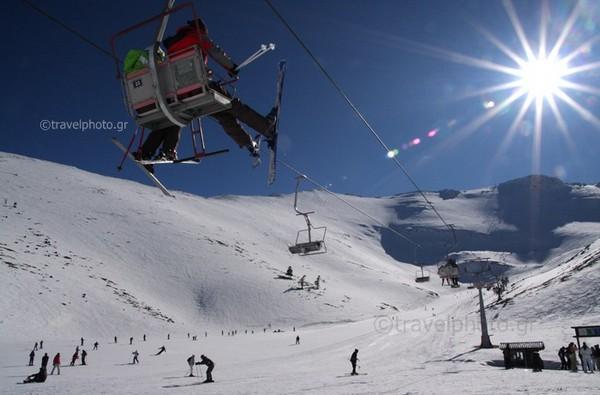 Χιονοδρομικό Καλαβρύτων, Χελμός