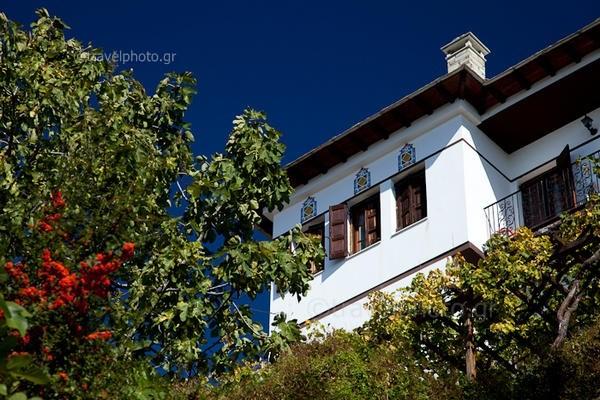 παραδοσιακό Πηλιορείτικο σπίτι στη Μακρινίτσα