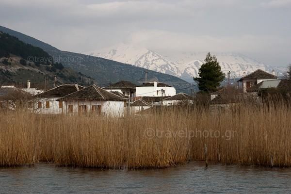 Lady Frosini island-Ioannina