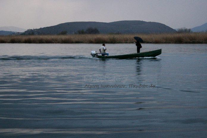 Λίμνη Ιωαννίνων, Παμβώτιδα