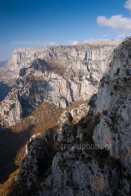 Vikos canyon