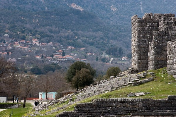 Αρχαία Δωδώνη - Ancient Dodoni