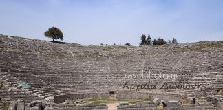 αρχαίο θέατρο Δωδώνης