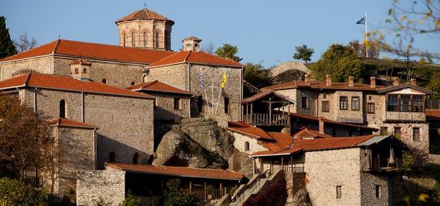 Holy monastery of Megalo Meteoro, Meteora