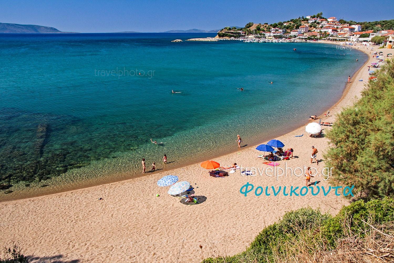 Παραλία Φοινικούντας, Μεσσηνία