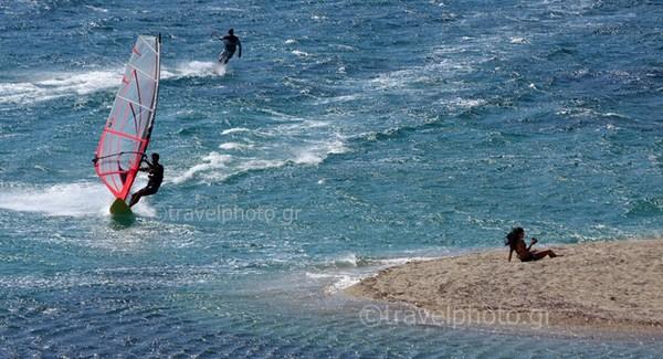 windsurf-νότια-Εύβοια