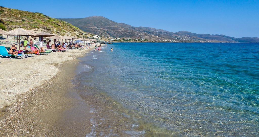 Παραλία Μάρμαρα Κάρυστος