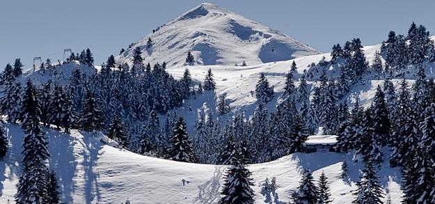 Χιονοδρομικό κέντρο Μαινάλου - Οστρακίνα
