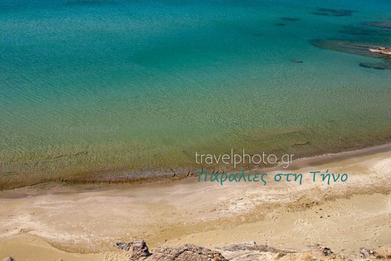Παραλίες στη Τήνο