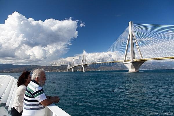 γέφυρα ρίου αντίρριου