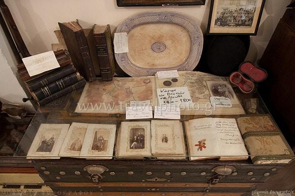 μουσείο φωνογράφου Λευκάδα Βαλαωρίτης