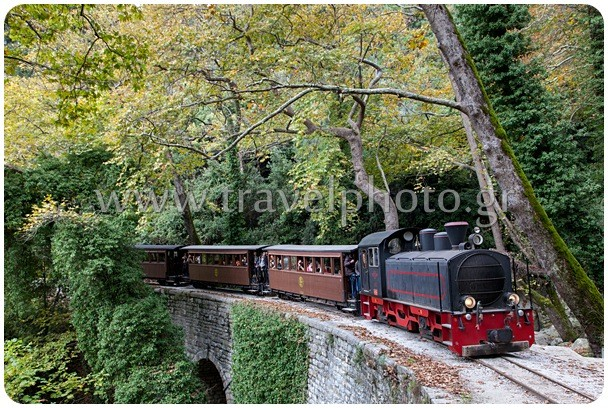 Moutzouris Pelion train