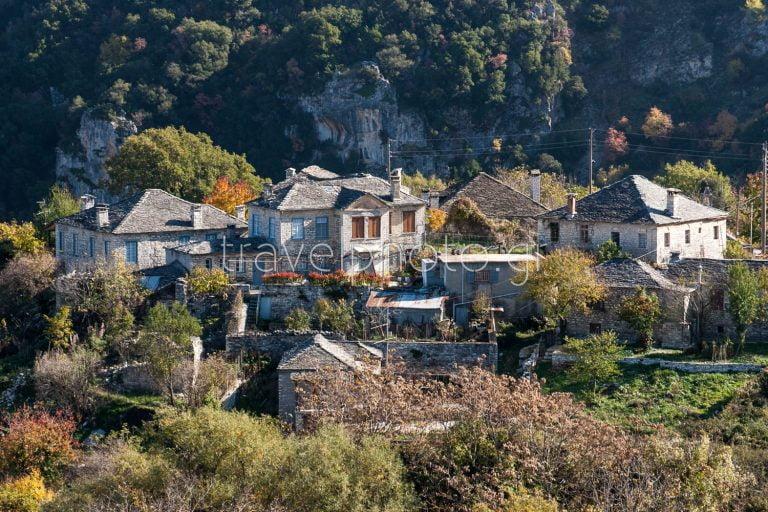 Aristi village in Zagorochoria