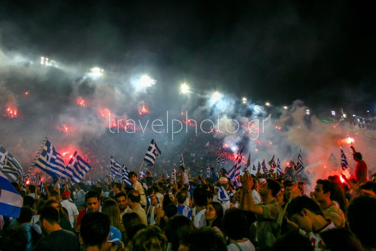 Euro 2004, οι Ελληνικοί πανηγυρισμοί