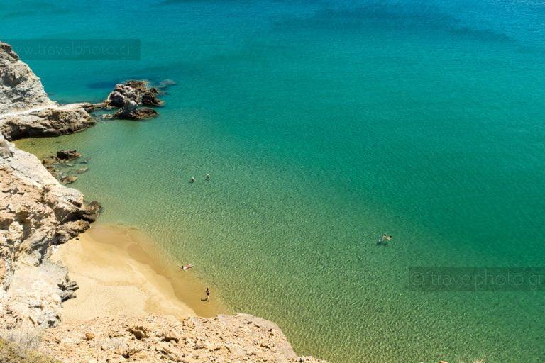 Παραλίες στην Ανάφη