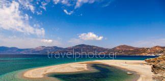 Παραλία Μεγάλη Άμμος στον νότιο Ευβοϊκό κόλπο, Μαρμάρι Ευβοίας