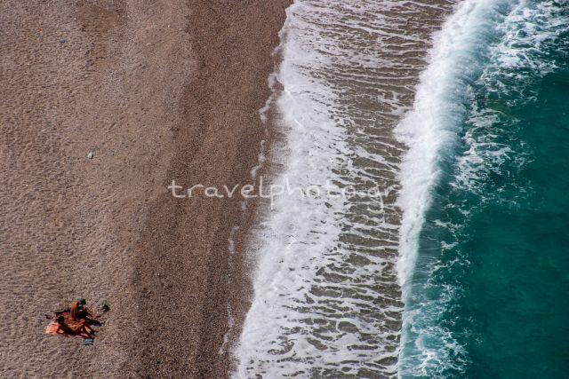 Παραλία Άγιος Δημήτριος (Σχοινοδαύλεια), Νότια Εύβοια-Αιγαίο