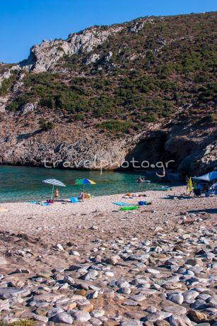 Παραλία Αρμυρίχι (ή Αλμυρίκι), Νότια Εύβοια-Αιγαίο