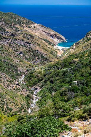 Παραλία Άγιος Δημήτριος, Νότια Εύβοια-Αιγαίο