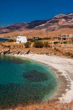 παραλία στη Κάρυστο, Μπούρος